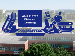 Ab 3.11.2020: Distance Learning